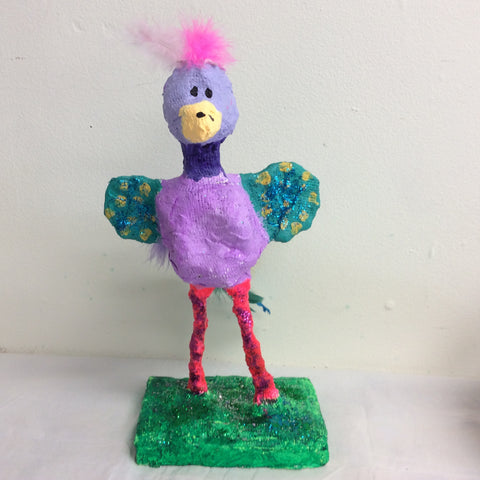 Sculpture for Home Schoolers - Spring 2017