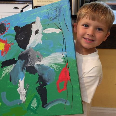 Preschool Art - 1/2 Day Camp - Afternoons