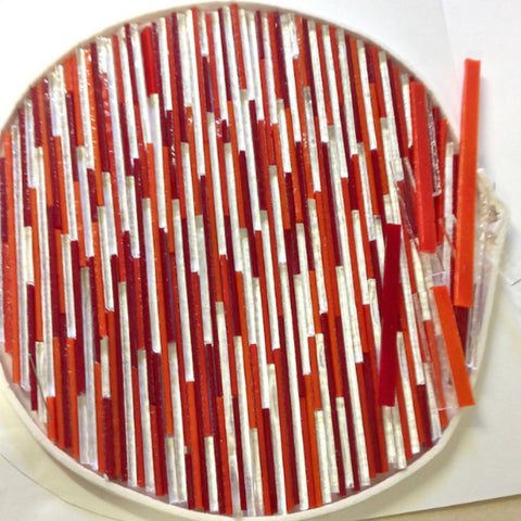 Fused Glass: Strip, Stack, Construct - Winter 2017