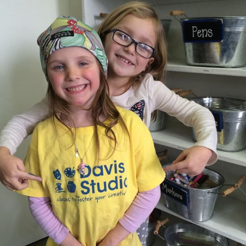 A Prorated Davis Studio Kid's Camp