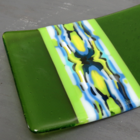Fused Glass: Explore Pattern Construction - December 2018