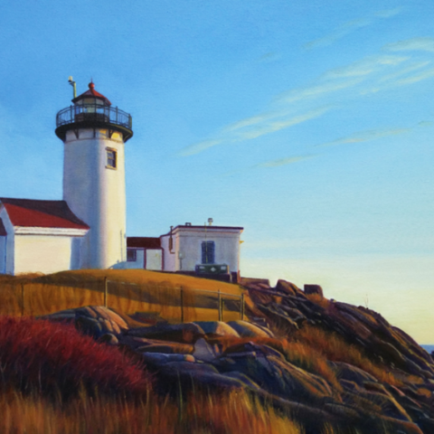 Davis Studio Paint & Sip Night - Lighthouses