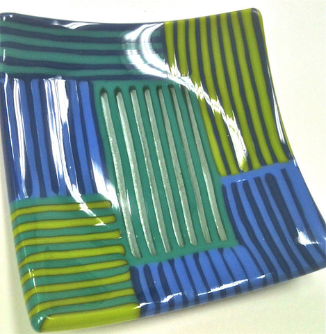 Fused Glass: Strip, Stack, Construct - October 2018