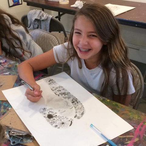 Drawing & Cartooning (April Vacation Camp)