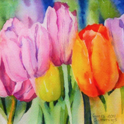 Wonders  of  Watercolor - Spring  2017
