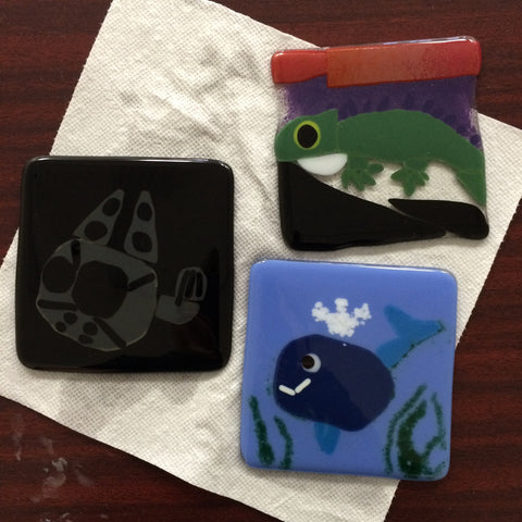 Fused Glass - For Kids: Create with Texture - Fall 2017