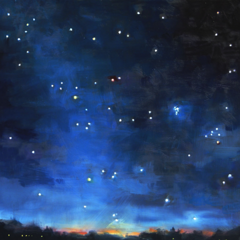 Davis Studio Paint & Sip: Beyond the Night Sky