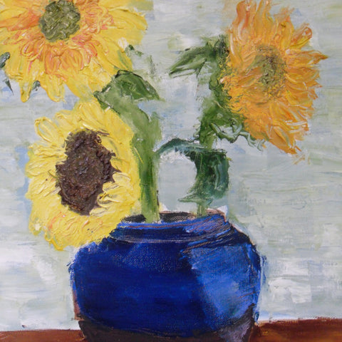 Davis Studio Paint & Sip Night - Van Gogh Sunflower