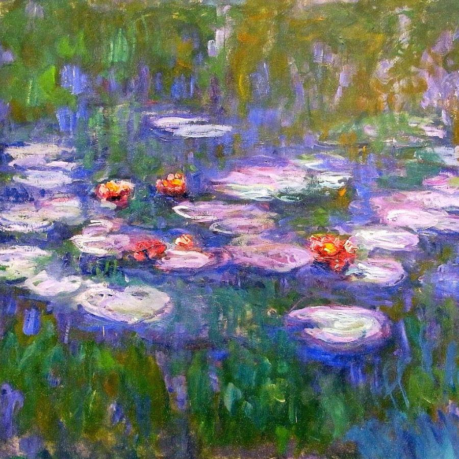 Monet & the Impressionists Camp