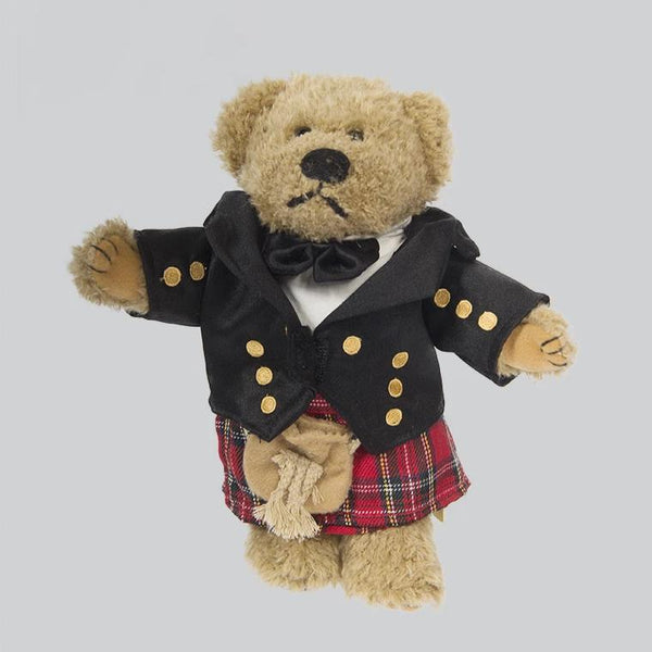 Kilted Teddy Bear