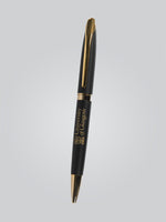 University Black and Gold Pen