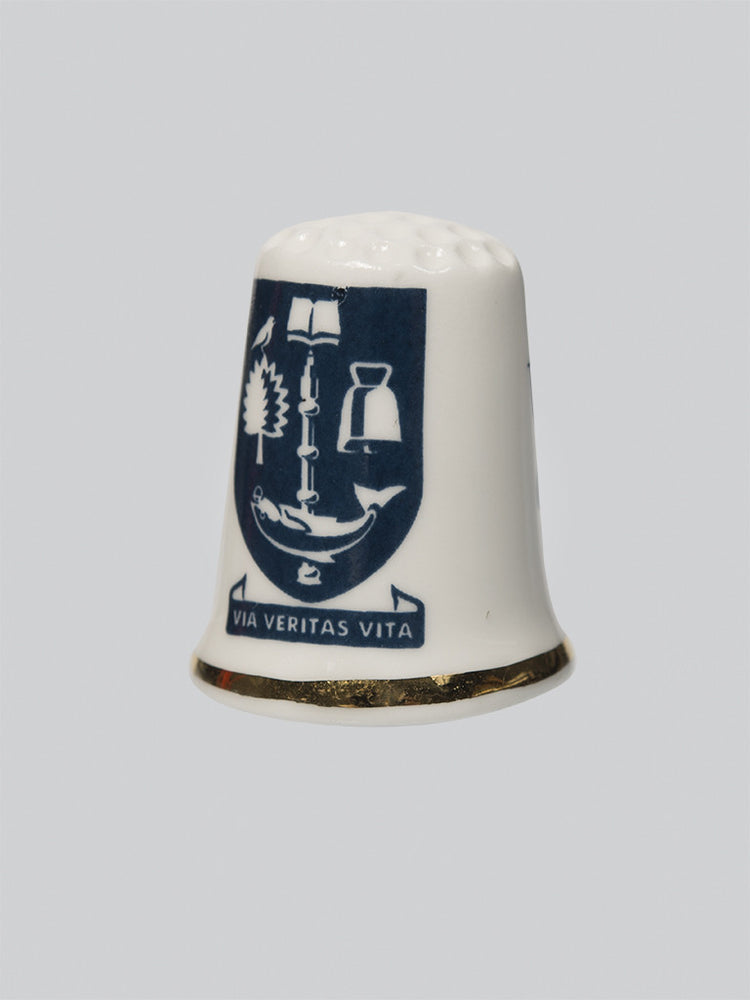 University Souvenir Thimble
