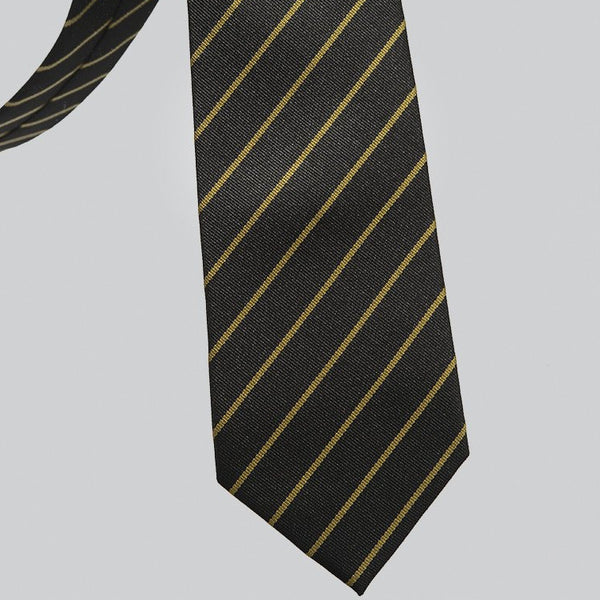 Polyester Graduate Tie