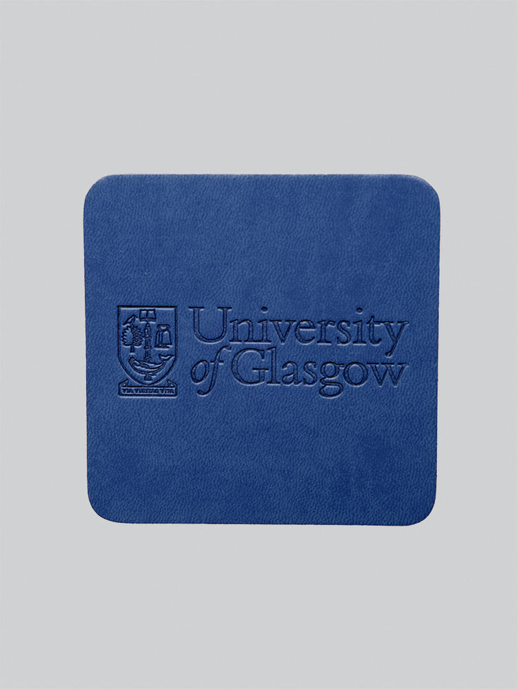 Blue Drinks Coaster