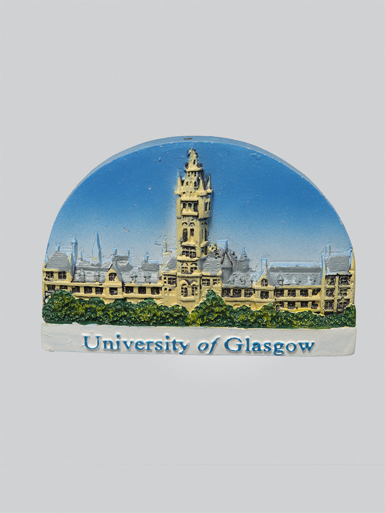 University 3D Resin Magnet