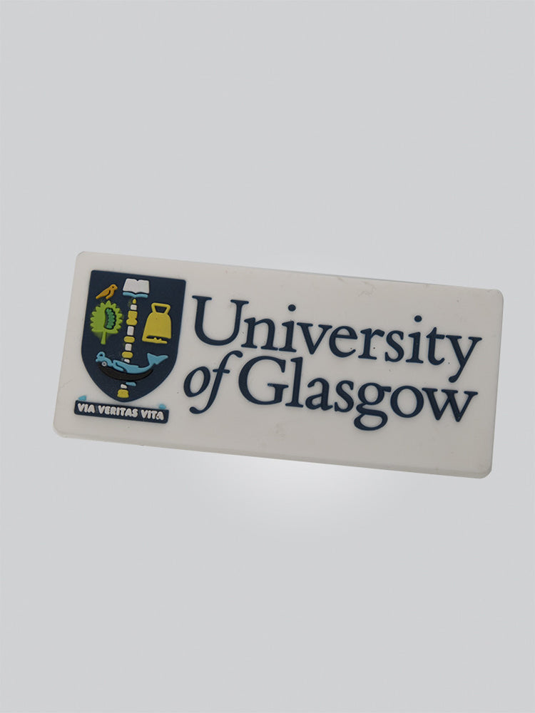 University Logo Magnet