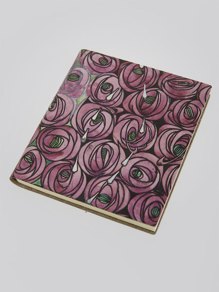 Rose & Teardrop Notebook