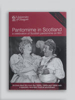 Pantomime in Scotland DVD