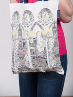 University Tote Bag by Libby Walker