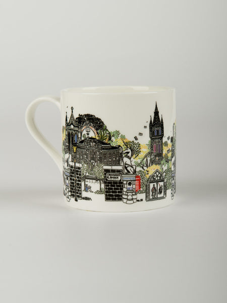 University Mug by Libby Walker