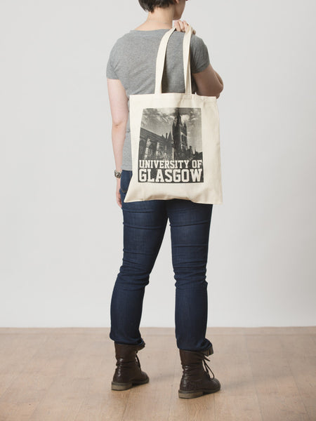 Uni Building Tote Bag