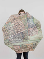 Glasgow Map Umbrella