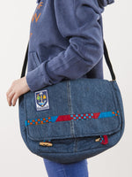 UofG Fairtrade Messenger Bag