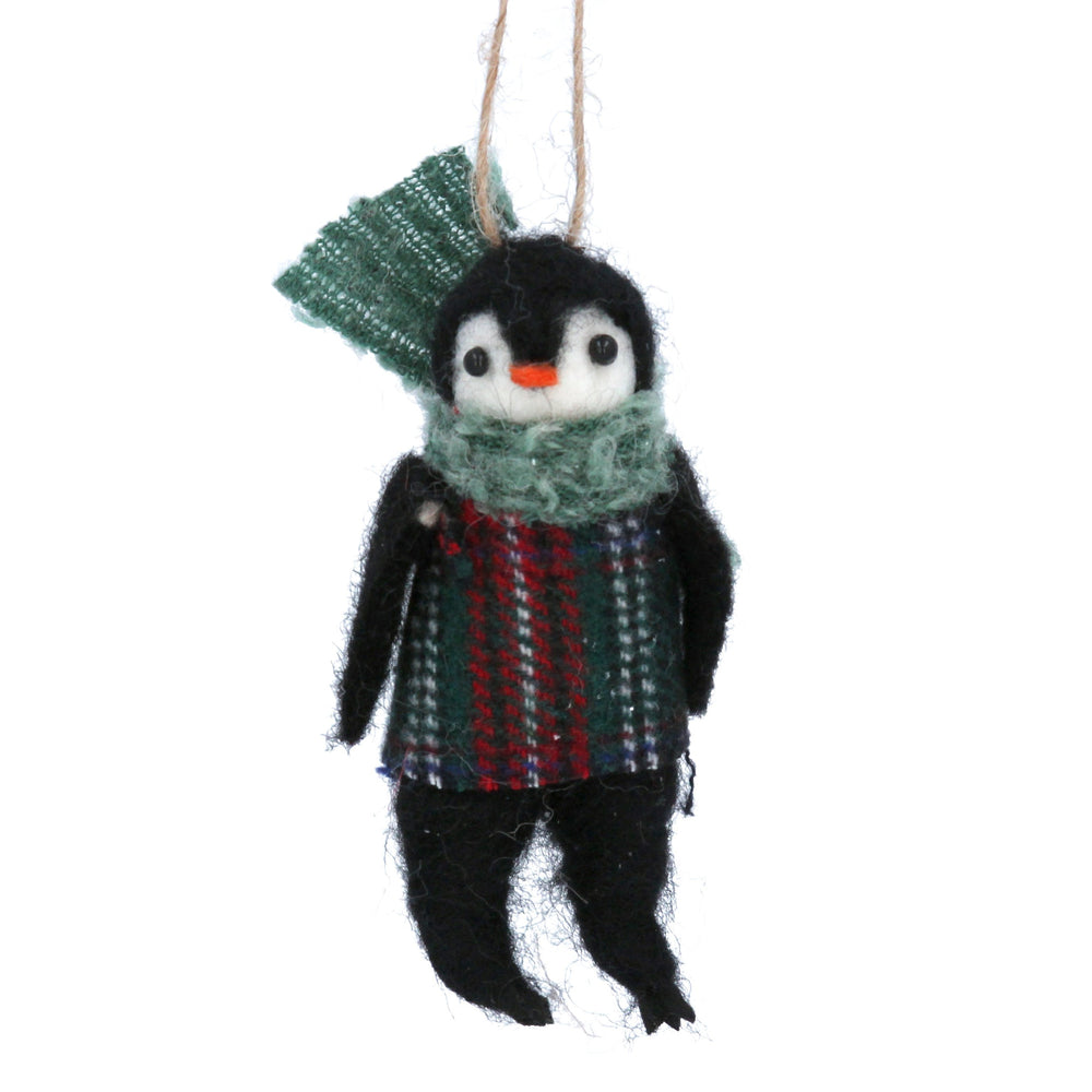 Wool Mix Penguin with Jumper