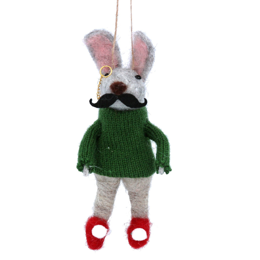 Wool Mix Rabbit
