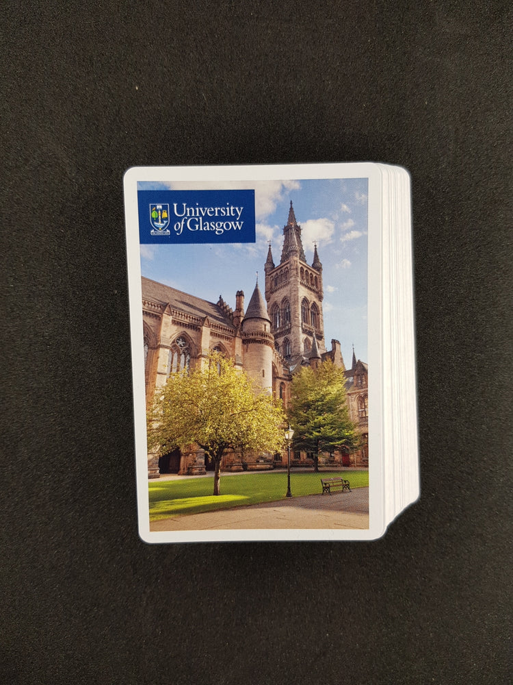University Playing Cards