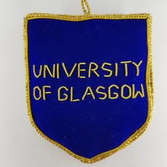 University Crest decoration