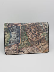 Glasgow Map Card Holder