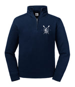 Boat Club - Navy Quarterzip