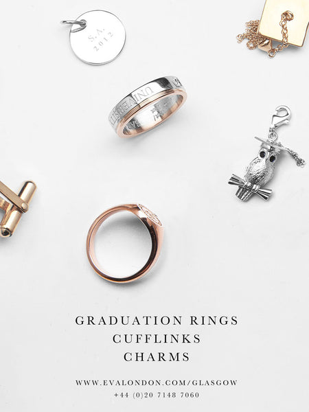 Personalised University Jewellery