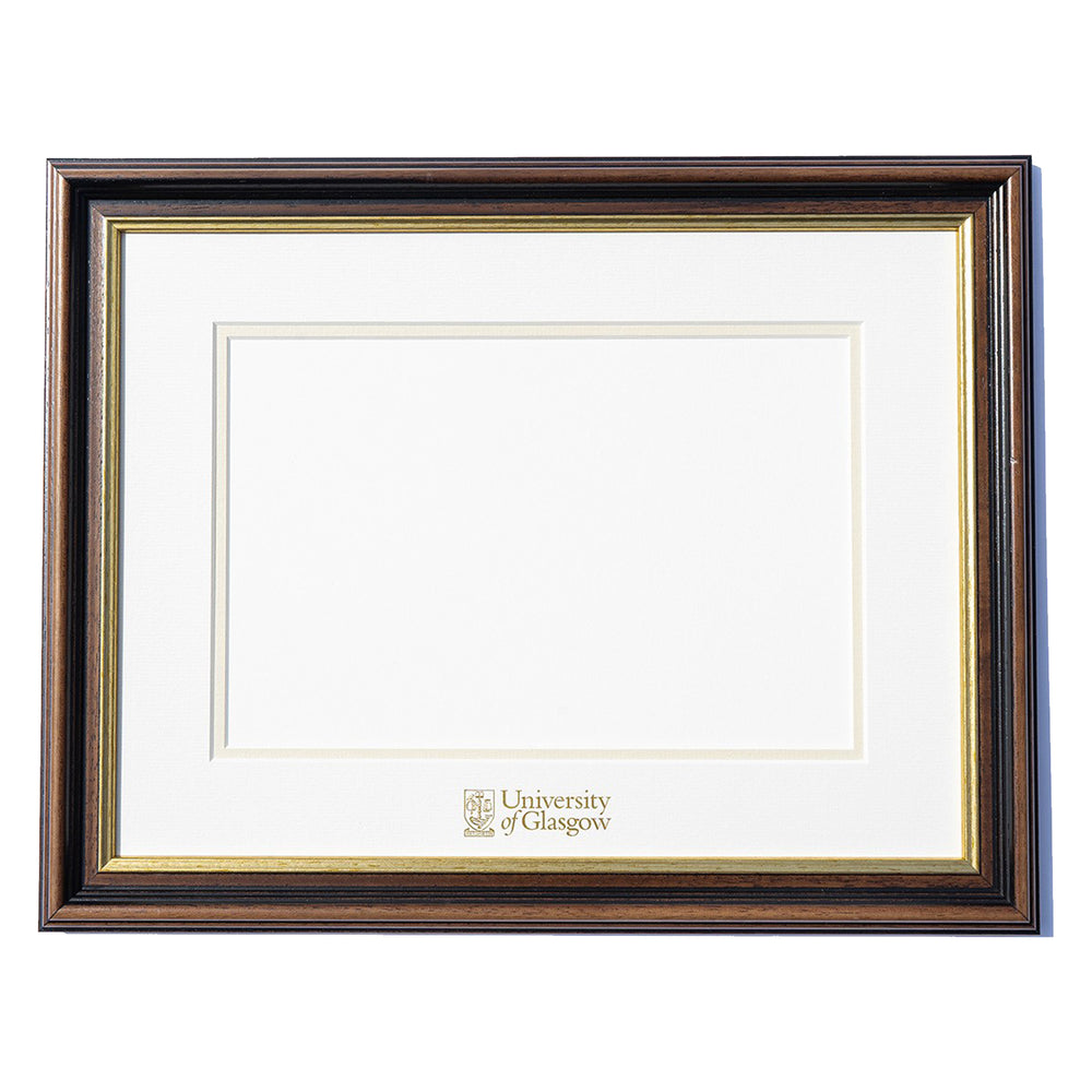 Degree Frame - Gold Detail