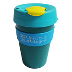Teal & Lime KeepCup