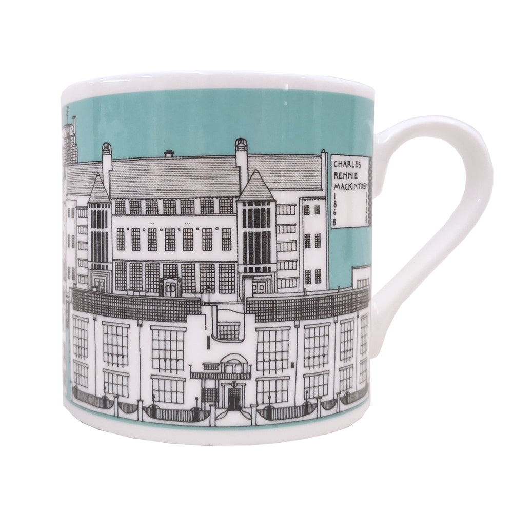 Mackintosh Mug by Illustration, Etc