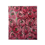 Rose and Teardrop Lens Cloth