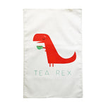 Tea Rex Tea Towel