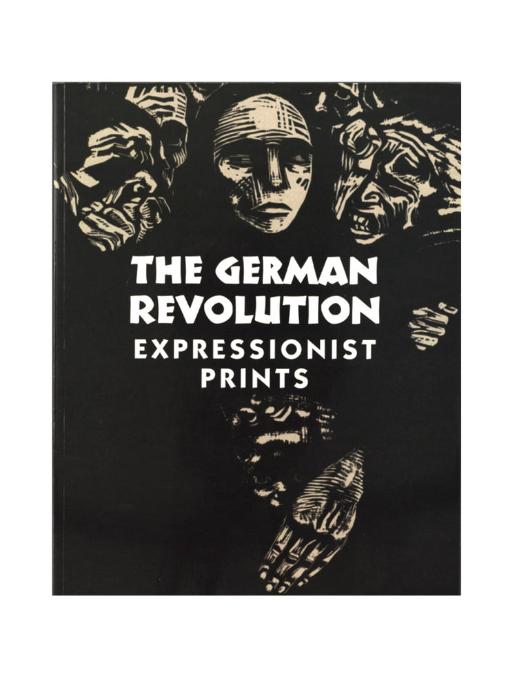 The German Revolution - Expressionist Prints