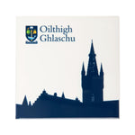 University Gaelic Logo Coaster