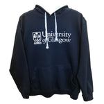Classic Navy and Grey Hoodie