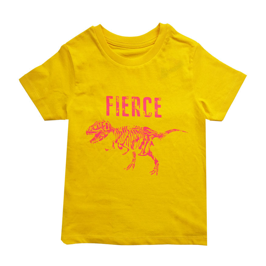 Fierce Kids Tee