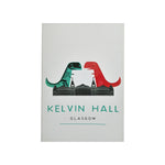 Kelvin Hall Dino Notebook