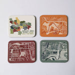 Gaelic Set of 4 Magnets - Set 2