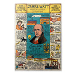 James Watt Exercise Book