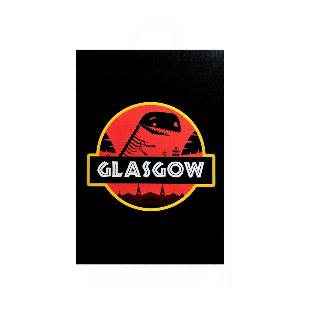 Jurassic Glasgow Notebook