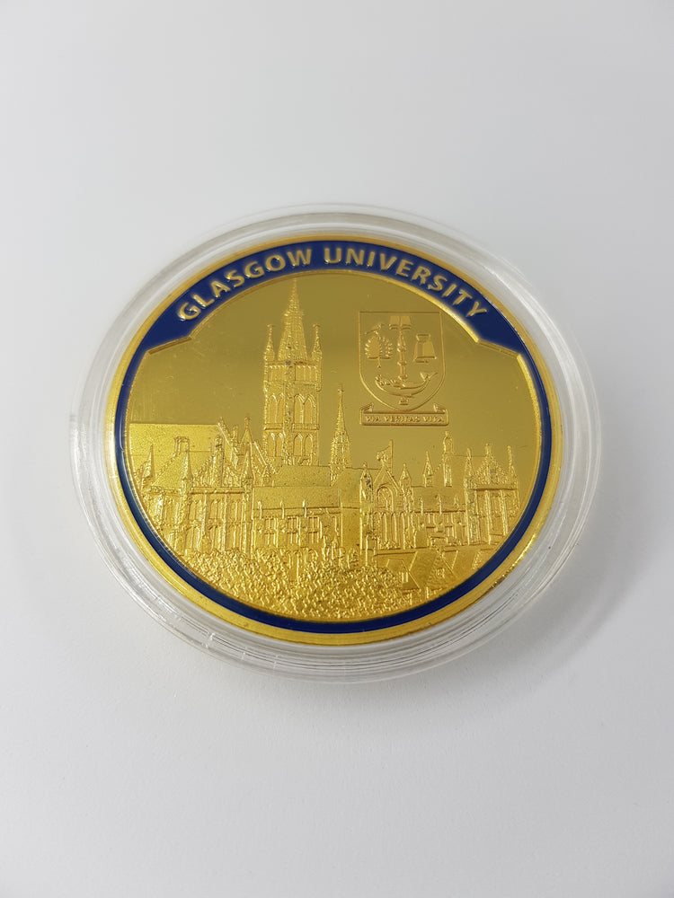 University Gold Coin Souvenir