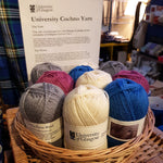 University Cochno Farm Wool - Natural