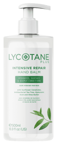 Lycotane Hand & Body fra Lycon LYCOTANE PLUS Intensive Repair Hand Balm 500ml